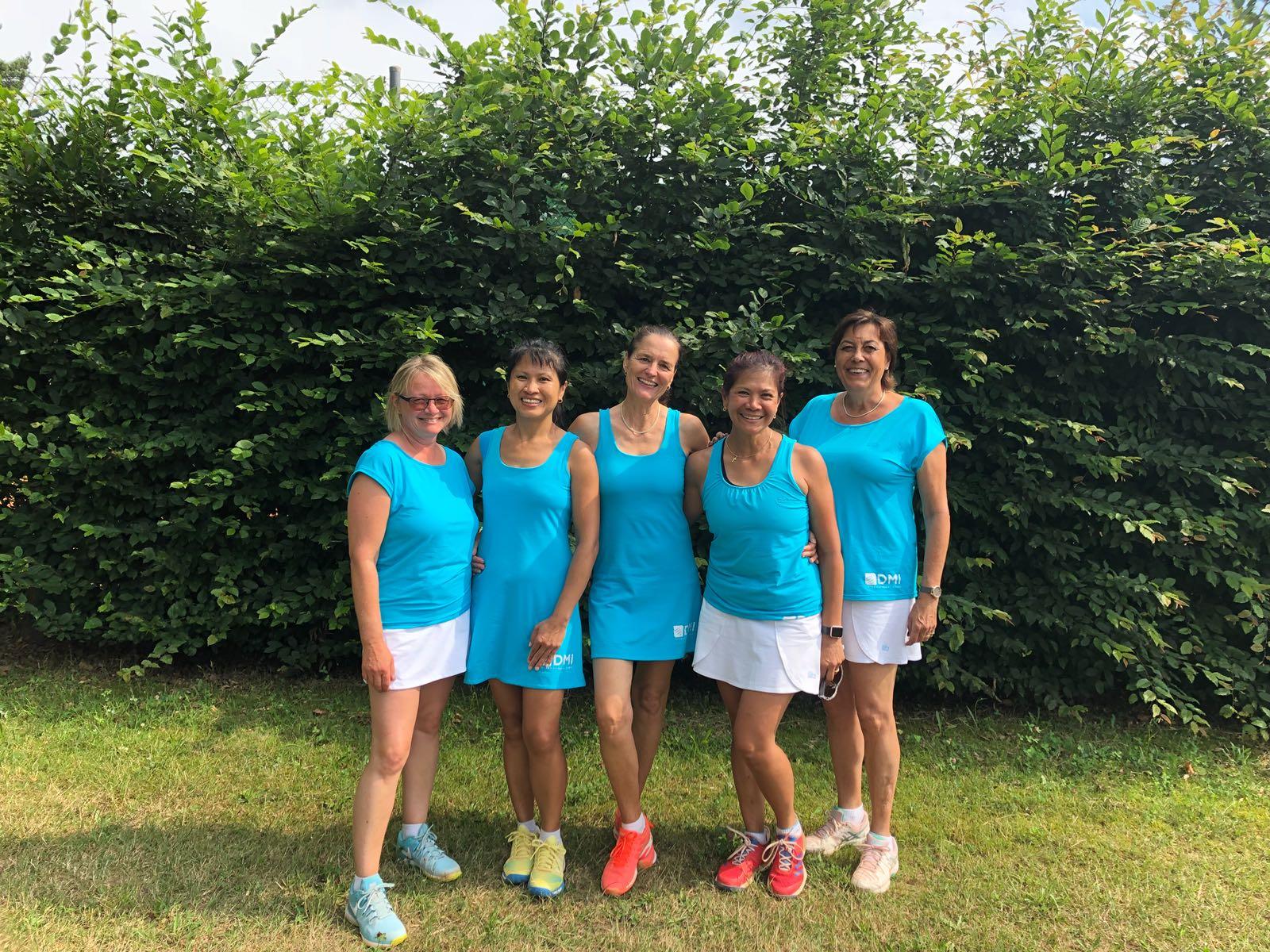 Spielbericht, Gruppenliga, Damen 40 II, TCB – TC Darmstadt 2:4