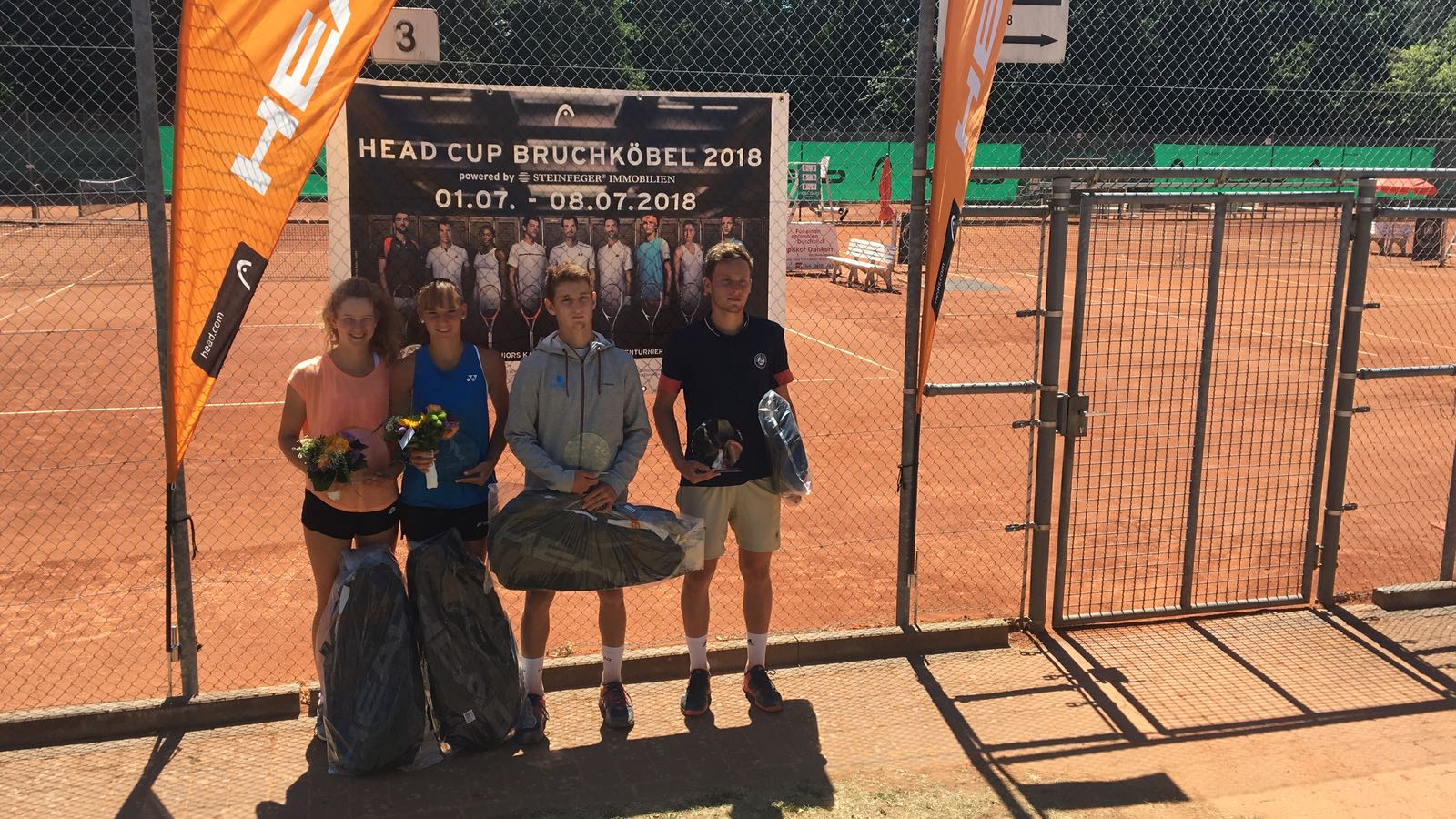 ITF Head-Cup 2018 – Finaltag