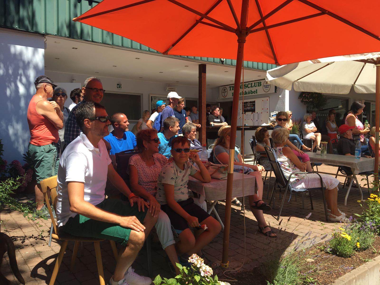 ITF Head-Cup 2018 – Julia Mittendorf und Allan Deschamps gewinnen in Bruchköbel