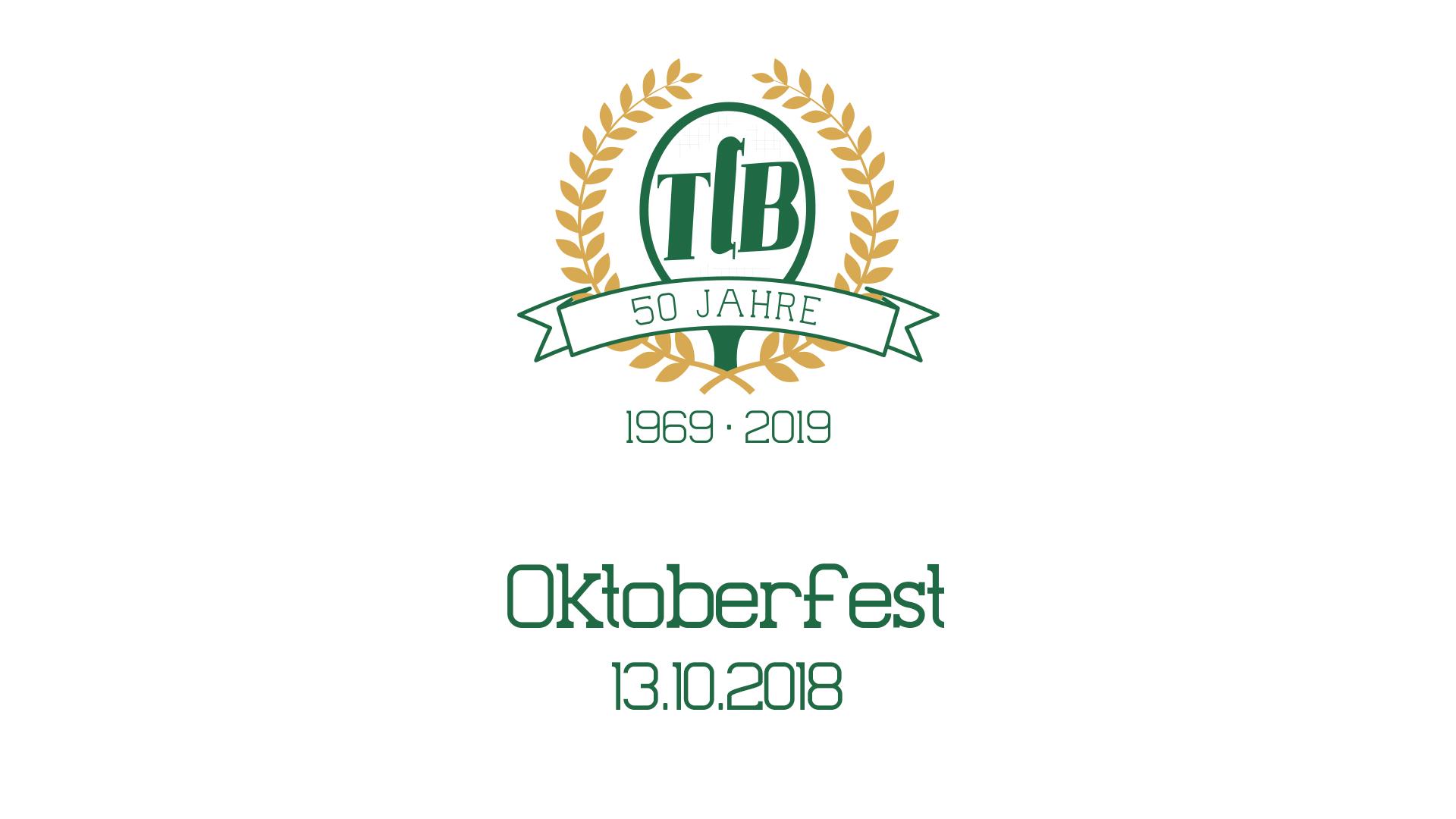 TCB Oktoberfest 2018