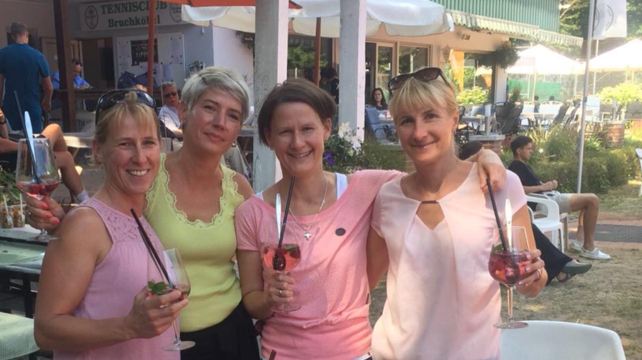 Damen 30 Bezirksoberliga Saison 2018