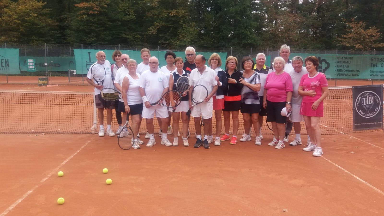 Super-Senior-Turnier beim TCB