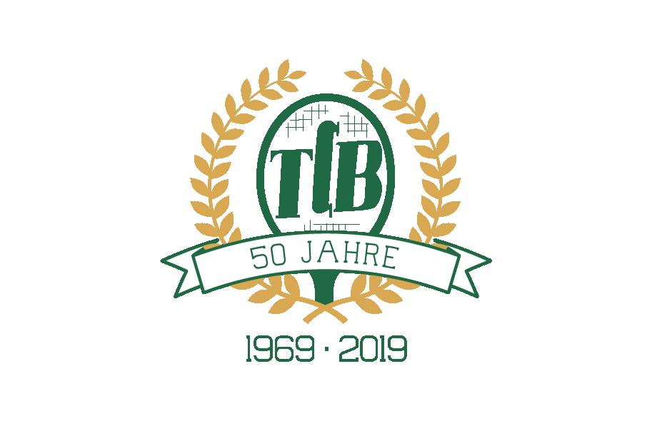 Logo 50 Jahre TCB