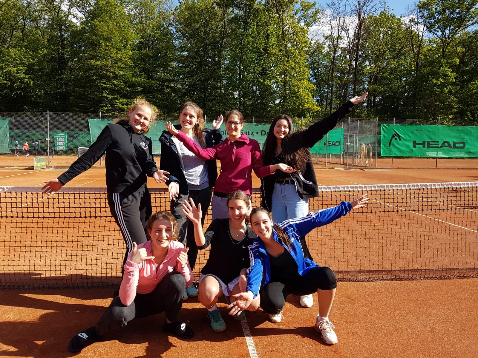 Neue Damenmannschaft erfolgreich in die Saison gestartet!