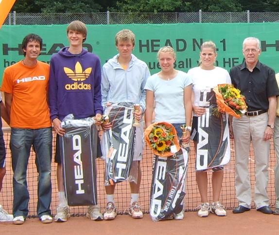 Ehemaliger ITF-Finalteilnehmer bei French Open erfolgreich