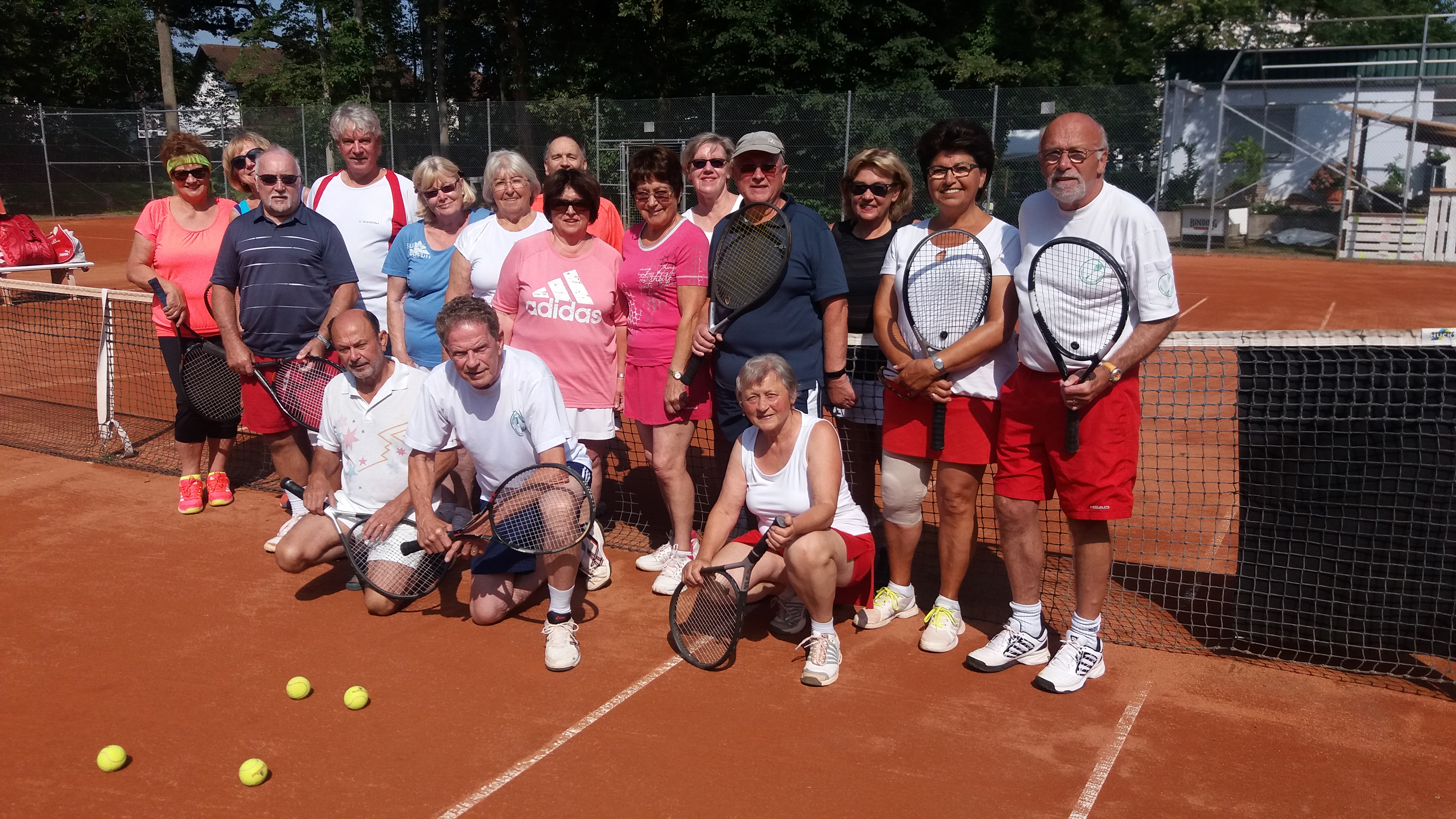 Super Senior Turnier 60+ – ein voller Erfolg!