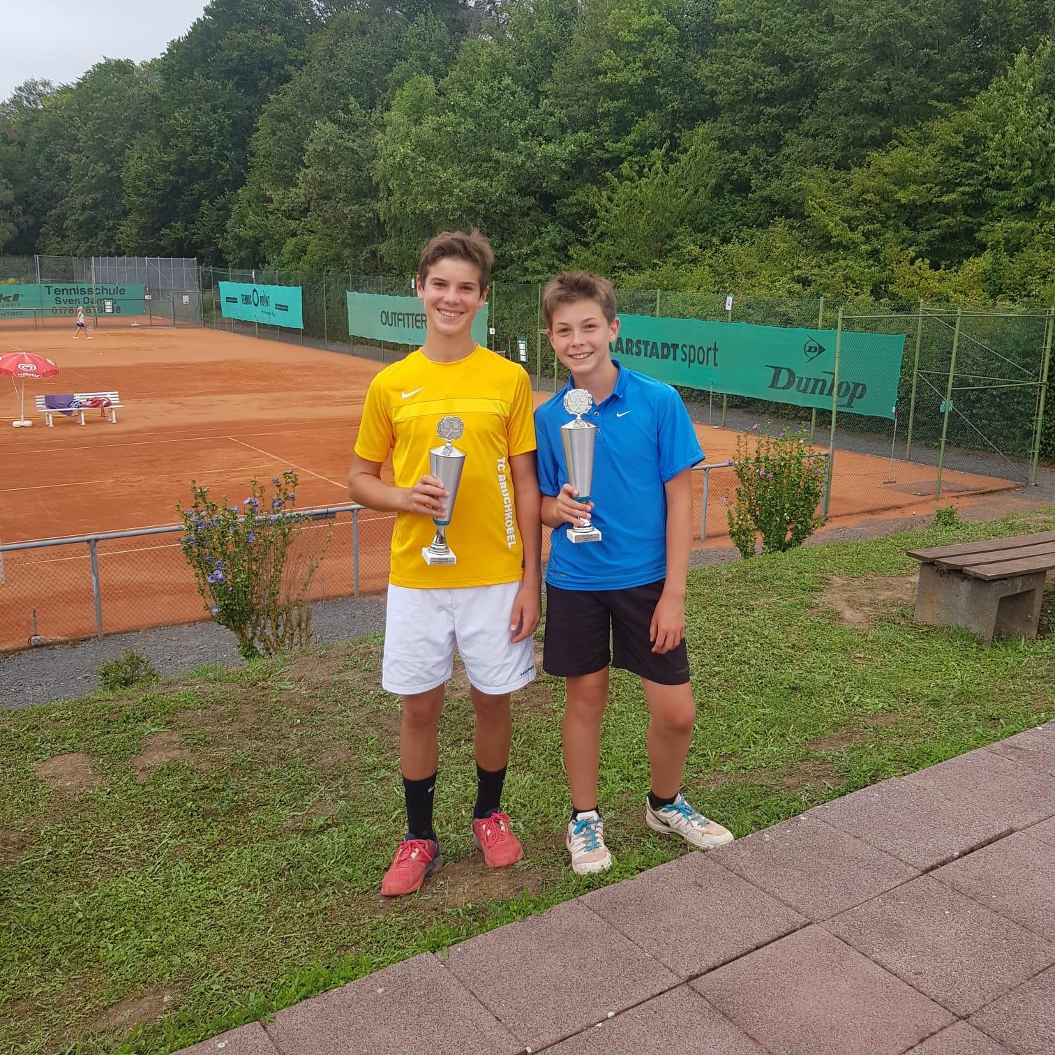 TCB Jugend holt zwei Titel in Schöneck