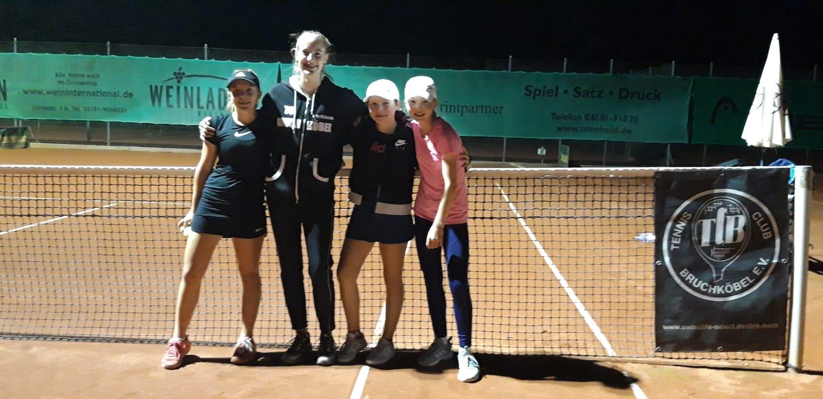 U14 Mädchen spielen Remis im entscheidenden Aufstiegsspiel gegen Bischofsheim