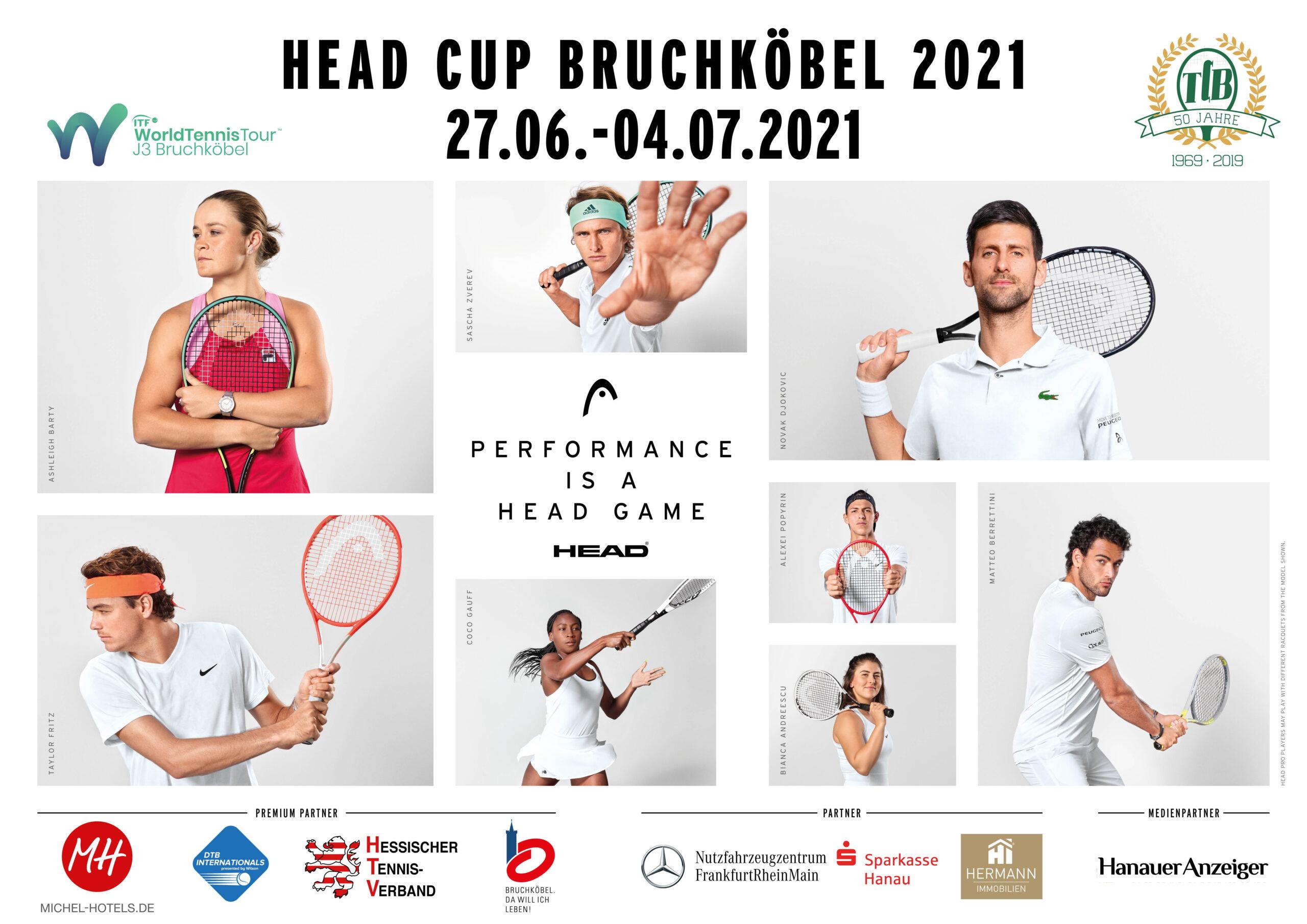 ITF HEAD Cup 2021